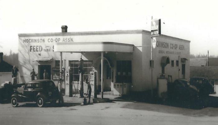 Hockinson Market 1928