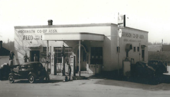 Hockinson Market 1928